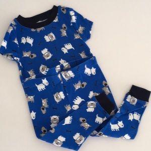 Two-piece pajamas